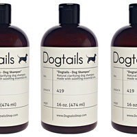 DOGTAILS - 3 Month Dog Shampoo Subscription