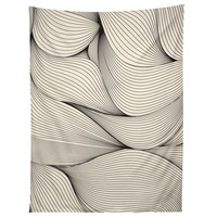 Emanuela Carratoni Seamless Lines Tapestry