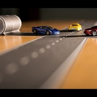 Toy Road PlayTape by Inroad Toys