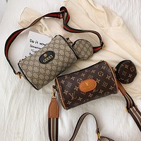 GUCCI / LV Fashion Women Crossbody Shoulder Bag