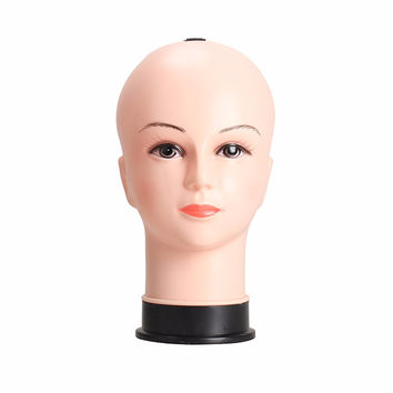 Real Female Mannequin Head Model Wig Hat Jewelry Display Cosmetology Manikin Hairdressing Doll Women Hairdresser Manikin Sale