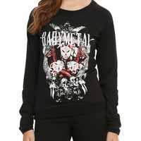 Babymetal Foxes Girls Pullover Top