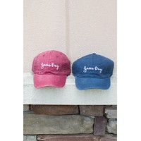 Gameday Baseball Hat (multiple colors)