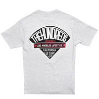 The Hundreds - Chapter T-Shirt (Athletic Heather)