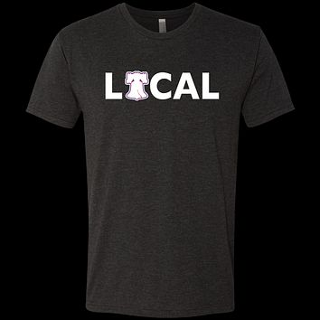 Philly Local Men's Triblend T-Shirt