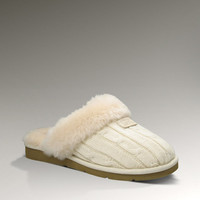 UGG® Cozy Knit Slippers for Women | Sweater Knit Slippers at UGGAustralia.com