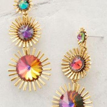 Elizabeth Cole Tiznit Drops in Gold Size: One Size Earrings