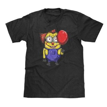 Mini It Pennywise Minion Shirt You'll Float Too Available in Adult & Youth Sizes