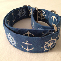 Windham Catch of the Day Martingale or Quick Release Collar