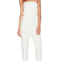 Rachel Pally Theodore Jumpsuit in Ivory