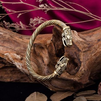 Dawapara Teen Wolf Bracelet Indian Jewelry Fashion Accessories Viking Bracelet Men Wristband Cuff Bracelets For Women Bangles