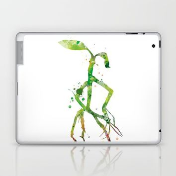 Pickett Bowtruckle Laptop & iPad Skin by MonnPrint