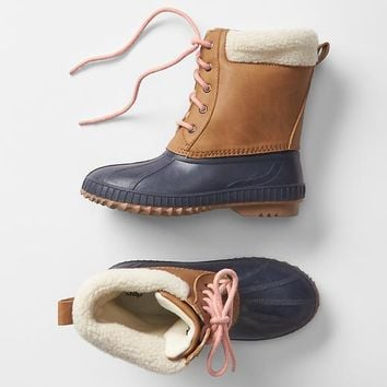 Gap Girls Duck Boots