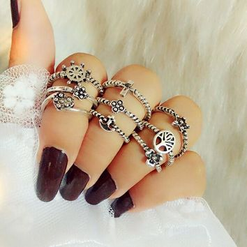 Jewelry Stylish Shiny New Arrival Gift Accessory Fashion Vintage Diamonds Ring [11856498767]