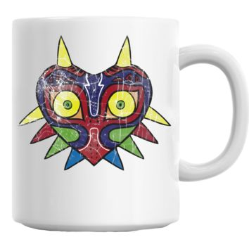 Video Game Logo Mask Mug