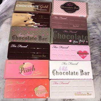Too faced eyeshadow bundle