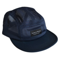 Algonquin Camp Cap - Koolknit - Navy