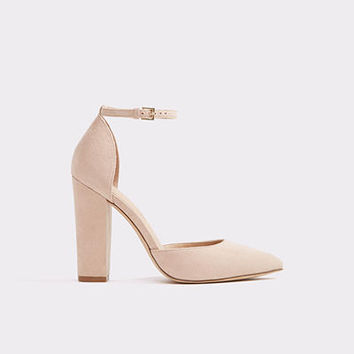 Nicholes Light Pink Women's Pumps | ALDO US