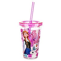Anna Tumbler with Straw - Frozen - Small