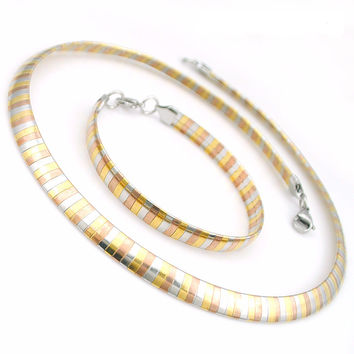 Gorgeous Egyptian Style Snake Jewelry Sets - A Personal Selection By The Lady In Paradise™