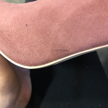 MINOR DEFECTIVE Day Delight Slouchy Boots (Dusty Pink)