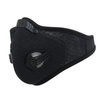 Activated Carbon Cycling Mask
