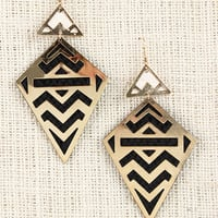 Highest Peak Earrings