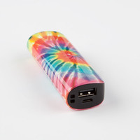 Ankit Tie Dye Power Bank Multi One Size For Women 25913795701