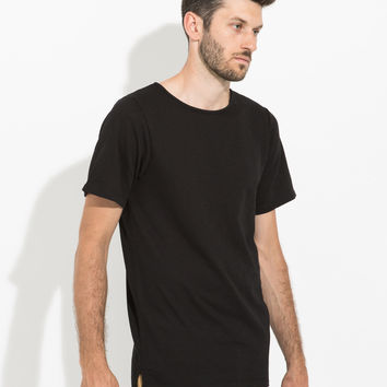 Weller Elongated Tee