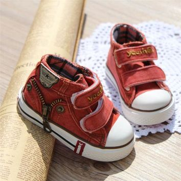 Baby Breathable Shoes
