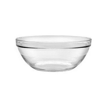 Luminarc Empilable Glass Bowl - 6 qt