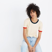 Colorblock Ringer Tee
