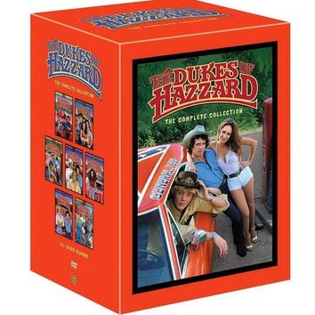 Dukes of Hazzard DVD Complete Collection Seasons 1-7