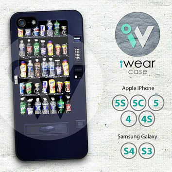 Vending Machine iPhone 4 Case,Snack Vending Machines iPhone 4 4g 4s Hard Case & Rubber Case,cover skin case for iphone 4/4g/4s case