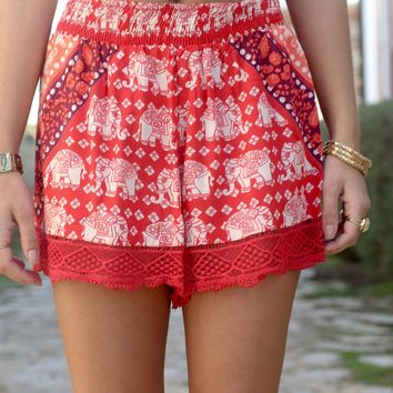 Sanibel Beach Shorts