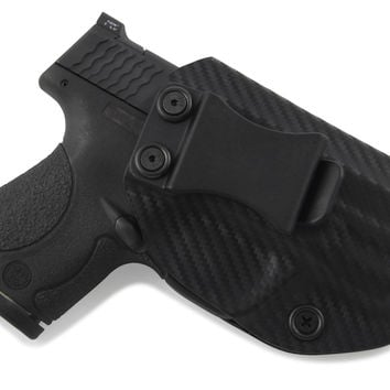 Smith & Wesson M&P Shield 9MM/.40 IWB KYDEX Holster