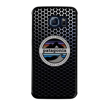 PATAGONIA FISHING BUILT TO ENDURE Samsung Galaxy S6 Edge Case Cover