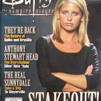 Buffy The Vampire Slayer Offical Magazine Winter 1998 Volume 2 Number 1 Vol 2 No 1
