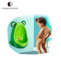 Baby potty wall-hung trainer