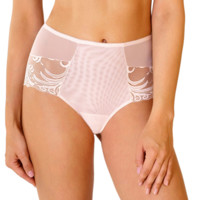 Sheer High Waist Panty Rosme Lingerie True Romance