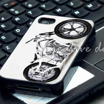 custom bike case for iphone 4/4S, iphone 5/5C, samsung galaxy s3, samsung galaxy s4, ipod 4 and ipod 5