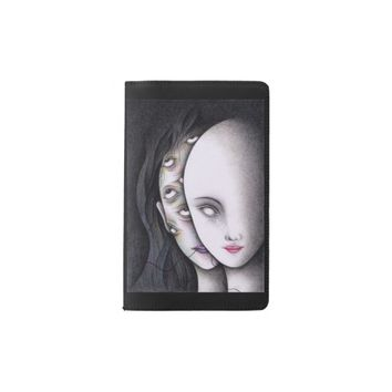 Eyes Pocket Moleskine Notebook