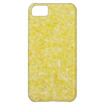 Crushed Lemonade iPhone 5C Barely There Case