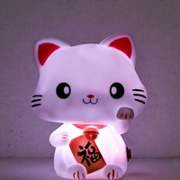 Smoko Lucky Meow Cat Light | Urban Outfitters