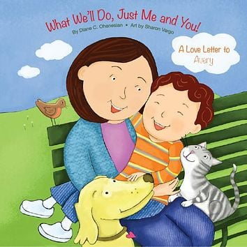 What We'll Do Just Me and You Personalized Storybook - Soft Cover