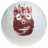 Amazon.com: Wilson Castaway Volleyball: Sports & Outdoors