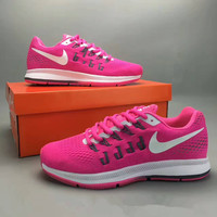 """Nike Air Zoom Pegasus 33"" Fashion Casual Breathable Women Sneakers Running Shoes"