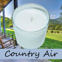 Country Air Scented Candle in Tumbler 13 oz
