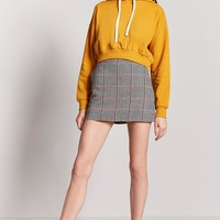 Houndstooth Mini Skort