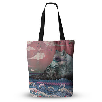 "Mat Miller ""Lone Wolf"" Everything Tote Bag"